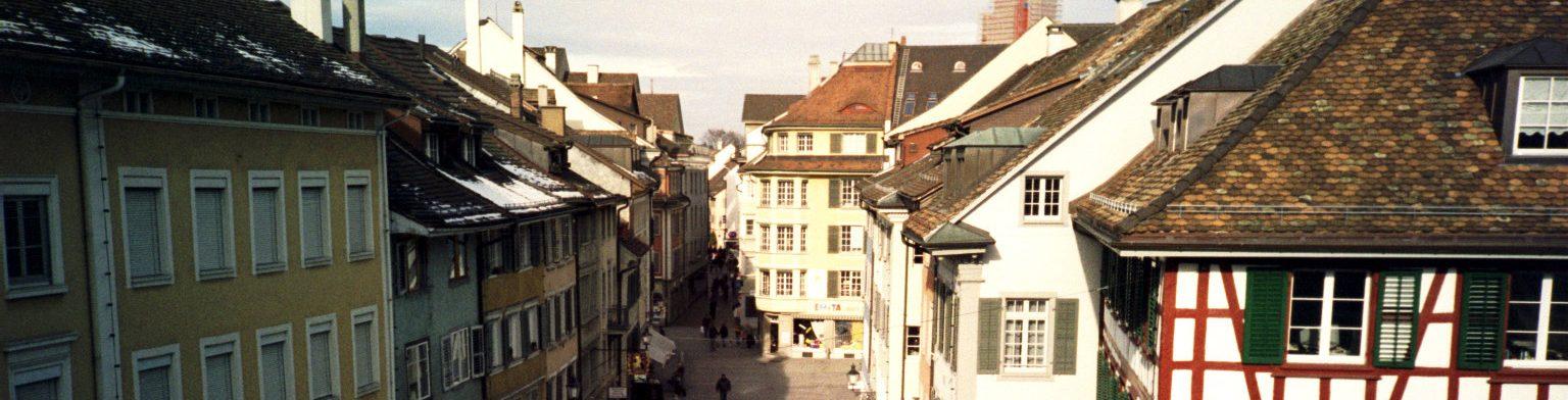 Bewohnerinnen- und Bewohnerverein Altstadt Winterthur (BVA)