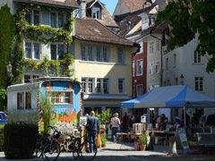 Festival der Natur auf dem Kirchplatz