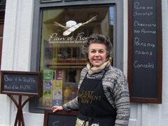 Stéphanie Brand-Lippus von Pain et Fromage