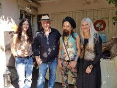 Linda Brasil, Martin Schmid Caiazza, Erwin Schatzmann und Claudia Fiechter